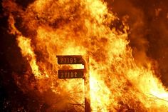 Another fire, called the Jerusalem Fire, struck last month. The photo below shows the address numbers of two homes that were consumed by that fire in Lake County, California. California Wildfires, Beautiful Places To Live, Valley Road, Animal Habitats, Level 5, Ancient Aliens, The Washington Post, Northern California, Mother Earth