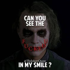Can you? Best Joker Quotes, Daily Motivation, Love Him, Love Quotes, Madness, Quotes Love, Sweet Words, Quotes About Love, Love Is Quotes