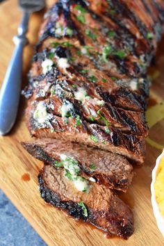 Grilled Tri-Tip Steak Marinade – Modern Honey