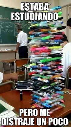No se trata de estudiar muchísimas horas, sino de saber organizarse y aprovechar también las horas de clase.