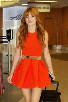 Bella Thorne from disney playing CeCe Jones on Shake It Up