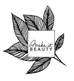 Make it Beauty - Sandra Marciano - Boutiquede Femme Cosmetic Logo, Cosmetic Design, Bio Design, Logo Site, Self Branding, Bar Logo, Design Graphique, Beauty Logo, Logo Design Inspiration