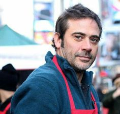 Jeffrey Dean Morgan He is such a sweetheart, wish I could find a man like him. He's got the best of everything.