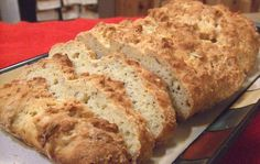 The bread was crispy on the outside, light and just the right amount of chewy on the inside. You can use whatever herbs you like in your bread. Since it's French Bread, I used herbs de Provence. Th…