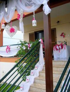 Home Decoration, Wedding ! White Wedding Decorations, Wedding Ideas, Outdoor Bridal Showers, Day Plan, Centerpieces, House Design, Home Decor, Wedding Parties, Diana