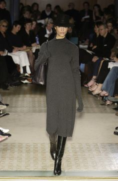 perfect, amazing, dreamy dreammy dreamy Hermès at Paris Fall 2002