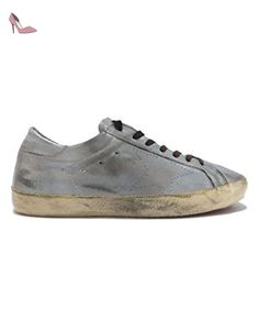 Golden Goose , Sneakers basses mixte adulte - argent - argent, 43 EU EU - Chaussures golden goose (*Partner-Link)