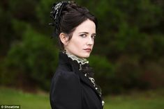 Eva Green insists she's really shy even though she has appeared nude in several of her films as she talks to  W magazine | Daily Mail Online