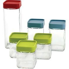 Not for use in oven 12pc Block Canister Square Box Set 3pc – IP 604...