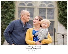 Deanna J. Martin Photography Miller Family's Outdoor Portraits