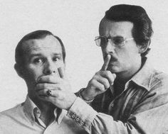 The Smothers Brothers....loved watching their show