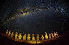 Easter Islands (Isle de Pascua) | Travel to beautiful places