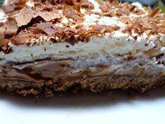 ΜΑΓΕΙΡΙΚΗ ΚΑΙ ΣΥΝΤΑΓΕΣ: Σοκολατένια Τάρτα με Καραμέλα Κρέμα Μπισκότα Γεύση που δεν περιγράφετε !!!!!