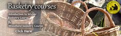 This course has been designed to guide total beginners step by step through each stage of the basket making process making it easy to understand.