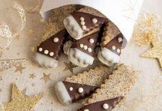Mohn Stangerln Foto: Claudia Plattner Biscotti, Gingerbread Cookies, Bakery, Cooking, Sweet, Desserts, Christmas, Austria, Minis