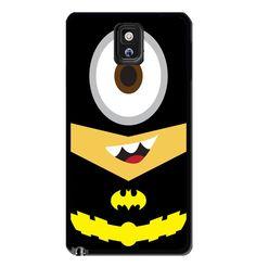 Minions Batman Despicable Me Samsung Galaxy S3 S4 S5 Note 3 Case