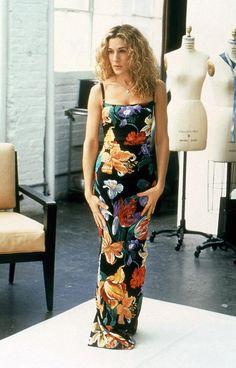 Rétrospective : Carrie Bradshaw en 30 looks cultes | Glamour