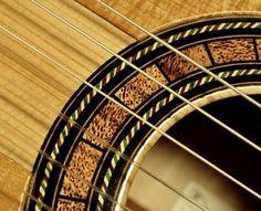 guitar rosette leaf - Sök på Google