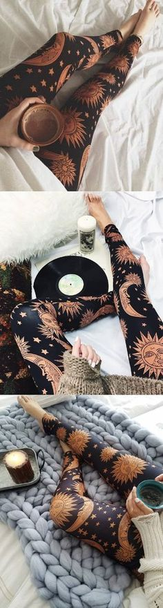 SO Cute... Boho Galaxy Leggings! ✨ - Tap the Link Now to Shop Hair Products, Beauty Products, Kitchen Gadgets and many more, Online at Great Savings and Free Shipping!! https://getit-4me.com