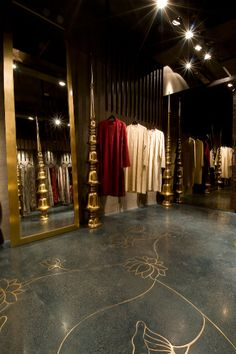 First Look! > The Rohit Bal Store, Emporio, New Delhi | INDIAN BY DESIGN