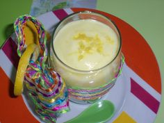 Mousse l�g�re au citron