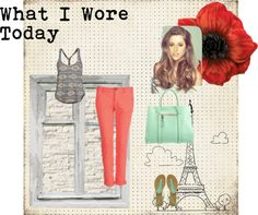 Shopping Outfit, created by kailan-white on Polyvore