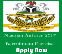 www.careers.nigerianairforce.gov.ng+–+Nigerian+Air+Force+Recruitment+Exercise+Requirement