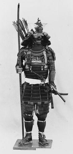 Suit. Date: 17th century. Culture: Japanese