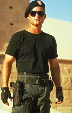 Kurt Russell in Stargate ... does it get much better?? ;)