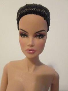 Otros Dependable Fashion Royalty Doll Head Integrity Toys