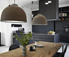 An industrial style apartment | Interior Design and Home Decor