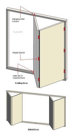 Puertas abatibles - May 25 2019 at Diy Garage Door, Garage Door Design, Garage Ideas, Garage Storage, Interior Barn Doors, Exterior Doors, Diy Exterior, Veranda Pergola, Retractable Door