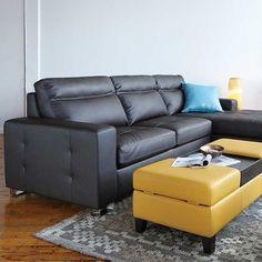 Elegant Kasala   Napoli Sectional Sleeper · Sofa
