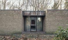 Ivan Van Mossevelde Architect - Villa M (1977)