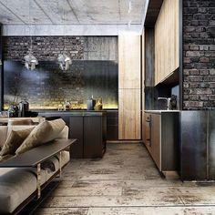 Такая цветовая гамма отлично гармонирует с современной мебелью и декором в минималистичном стиле, где яркими акцентами выступают картины, текстиль и растения. Отличное дизайнерское жилье!