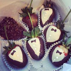 Strawberries and chocolate Crema de la Crema ❤️🍓