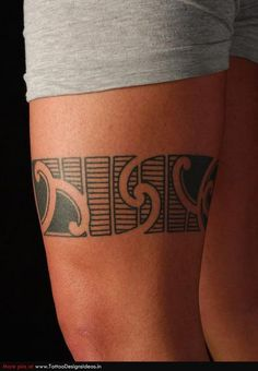 Maori tattoos from http://tattoomagz.com/maori-tattoos/  #tattoo #ink