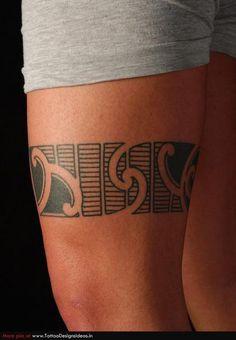 Maori tattoos from http://tattoomagz.com/maori-tattoos/  #tattoo #ink