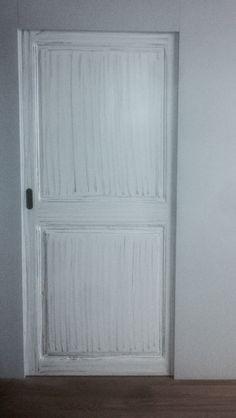 Vecchia porta rivisitata