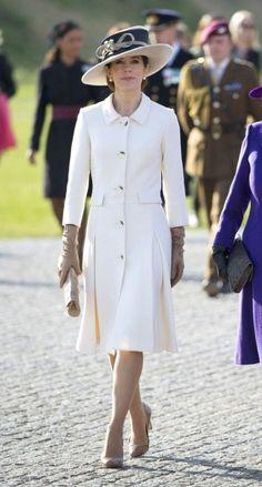 HRH Princess Mary of Denmark