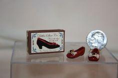 Lynda Ulmer -Leather Shoes & Box