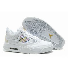 Air Jordan Shoes New Colour 4 white/Yellow For Sale, cheap Jordan If you want to look Air Jordan Shoes New Colour 4 white/Yellow For Sale, you can view the Jordan 4 categories, there have many styl Cheap Jordan Shoes, Cheap Jordans, Michael Jordan Shoes, Air Jordan Shoes, Air Jordans, Cheap Nike, Cheap Shoes, Men's Shoes, Nike Shoes