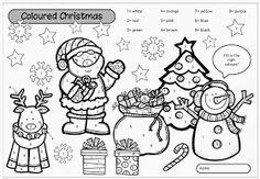 """Ideenreise: Stationen zum Thema """"Christmas"""""""