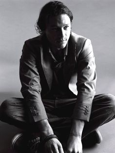 Heath Ledger. left too soon. <3