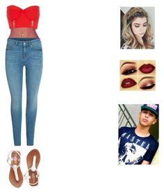 """""""Untitled #296"""" by selena-123 on Polyvore featuring River Island"""