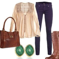 Outfit for the fall