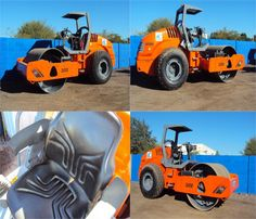 If you're looking for Used 2006 #Hamm 3410 #Compactors in Mesa, AZ, USA then you'll get it from PacWest Trading for only $49500 at Heavy-MachineryTrader.Com