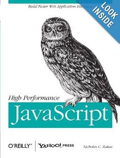 """Read """"High Performance JavaScript Build Faster Web Application Interfaces"""" by Nicholas C. Zakas available from Rakuten Kobo. If you're like most developers, you rely heavily on JavaScript to build interactive and quick-responding web application. Css Preprocessor, Oracle Database, Web Application, Amazon, Kindle, Programming, Audiobooks, Extra Work, Benoit"""