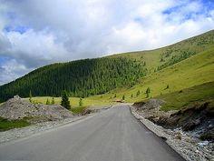 Romania - Transalpina road