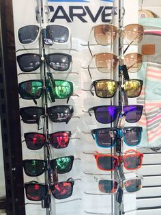 CARVE sunglasses, hurry now and protect your eyes from the sun! These all trendy sunglasses are selling fast! Come and carve your new look @ More Than Sport in Liberty Wharf, you won't be disappointed.
